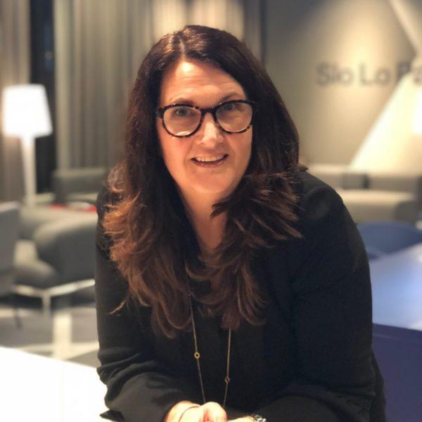 Kista Business Networks grundare Magdalena Hagberg